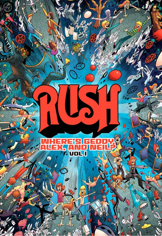 RUSH- WHERE'S GEDDY, ALEX AND NEIL?