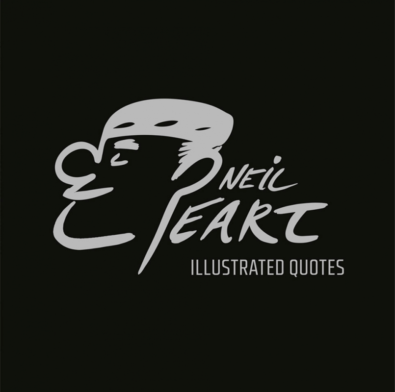 NEIL PEART ILLUSTRATED QUOTES